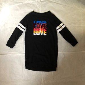 Old Navy Girls' Sweatshirt dress